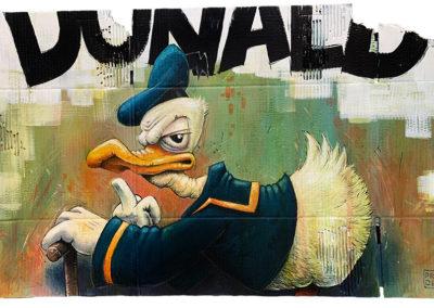Donald Fuck web